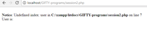 Session Destroyed in PHP state management