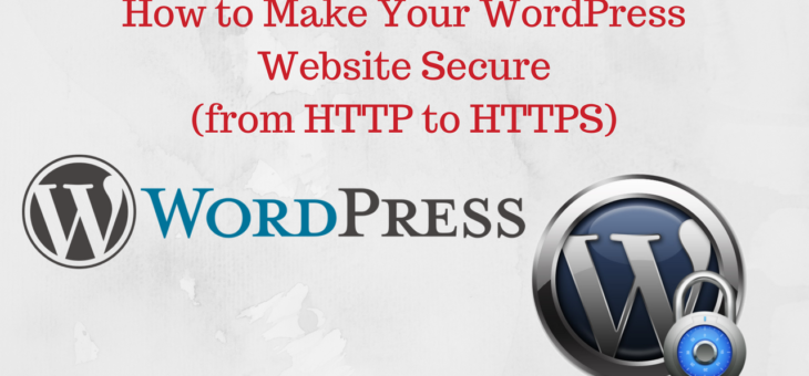 From HTTP to HTTPS – Resolved